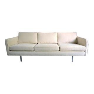 Milo Baughman for Thayer Coggin Tuxedo Sofa