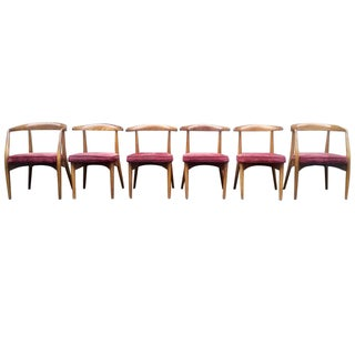 Lawrence Peabody Dining Chairs - Set of 6