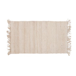 "Blanched Jute New Carpet Collection - 2'3"" x 4'"