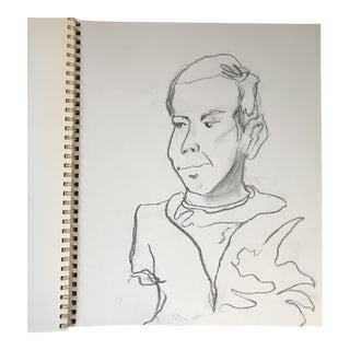 Tom Portrait Drawing