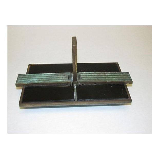 Art Deco Bronze Catchall - Image 5 of 8