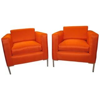 1960s Danish Modern Chairs - A Pair