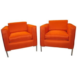 1960s Danish Modern Chairs - A Pair