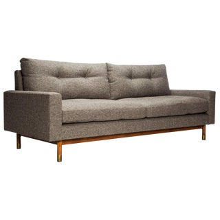 French Mid-Century Fontaine Sofa