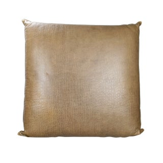 Armani Casa Big Leather Pillow