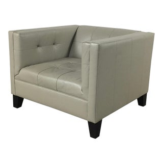 Z Gallerie Modern Tufted Club Chair