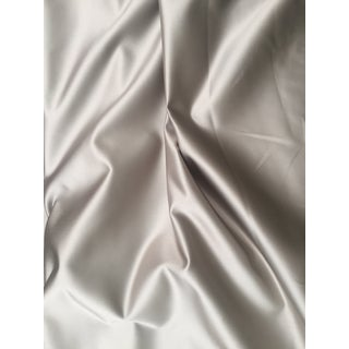 """Pewter Satin"" by Kravet Couture Fabric - 2 Yards"