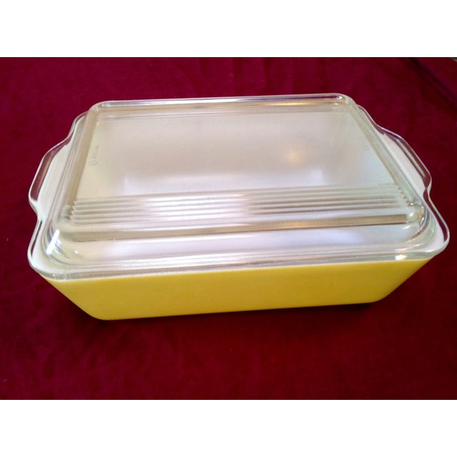 Mid-Century Pyrex Food Storage & Serving Dishes - Set of 4 - Image 3 of 6