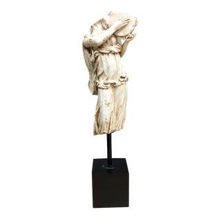 Greek Goddess Terpsichore Statue