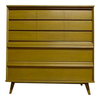 Baumritter Mid Century Modern Dresser