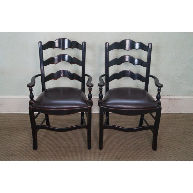 Theodore Alexander Ateliers Chairs - A Pair - Image 2 of 10