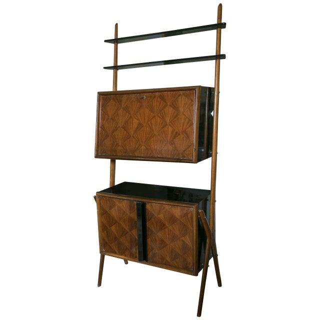 Art Deco Bar Cabinet Chairish