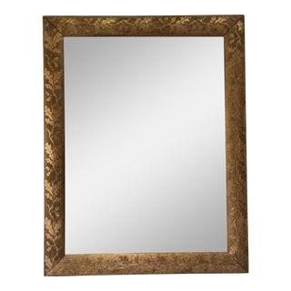 Oak Leaves & Acorns Giltwood Mirror