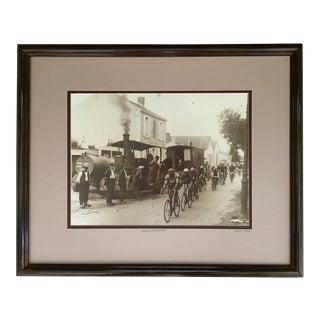 Vintage 1930s Tour De France Photograph