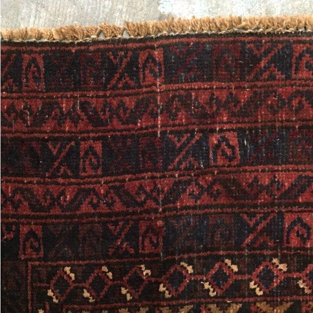 Vintage Persian Rug - 3' x 5' - Image 7 of 8