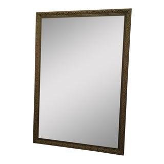 Ornate Frame Mirror