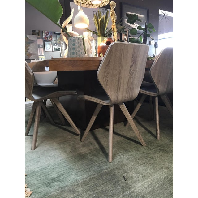 Image of Contemporary Glasgow Side Dining Chair - Set of 8