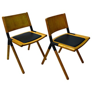 Mid-Century Finnish Chairs - Pair