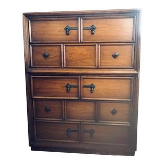 Vintage Drexel Highboy Dresser Final Reduction