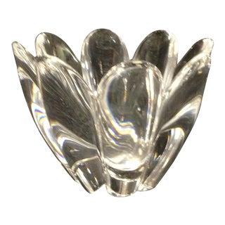 Orrefor Crystal Bowl