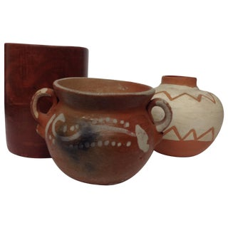 Mid-Century Native American Pottery Collection