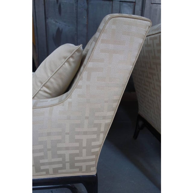 Classic Mid-Century Chairs - A Pair - Image 7 of 8