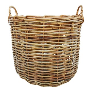 Natural Handwoven Basket
