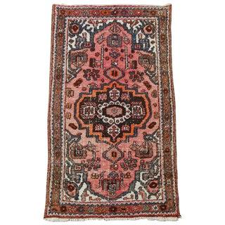 Semi-Antique Persian Kirman Rug - 3′3″ × 6′5″