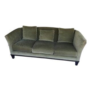 Bakersgreen Velvet Sofa