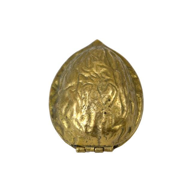 Vintage Brass Walnut Cracker - Image 2 of 4