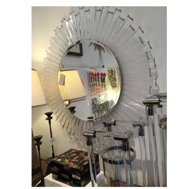 Modern Acrylic Modern Mirror - Image 3 of 3