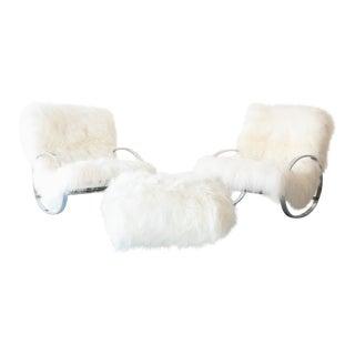 Bernhardt B3 Lounge Chair