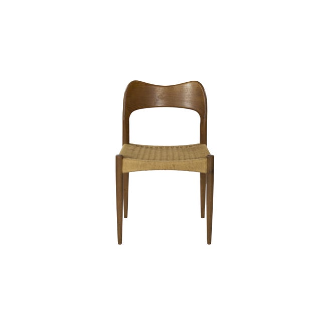 MK Mobler Vintage 1960s Dining Chairs - Set of 6 - Image 2 of 4