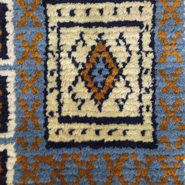 Turkaman Persian Rug - 1′8″ × 2′5″ - Image 5 of 8