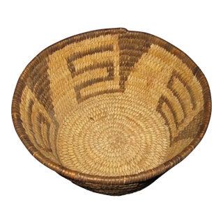 Circa 1900 Antique Native American Apache Pima Basket