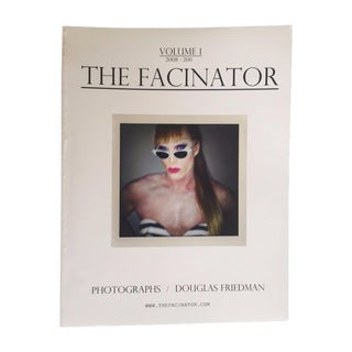"""""""The Facinator"""" Photography Book by D. Friedman"""