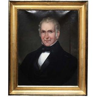 19th-C. Oil Portrait of a Gentleman