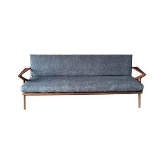 Mid Century Style Custom Z Sofa