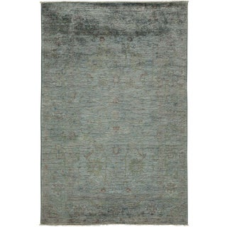 """Vibrance, Hand Knotted Area Rug - 4' 3"""" x 6' 2"""""""