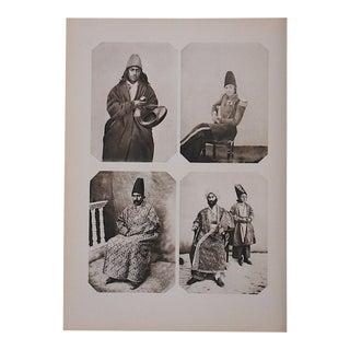 Vintage 1939 Verve-Paris Heliogravure Photograph