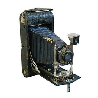 Antique Kodak Autographic Camera