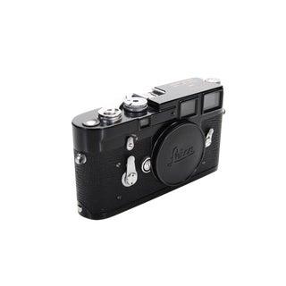 Leica M3 Black Professional Rangefinder Camera