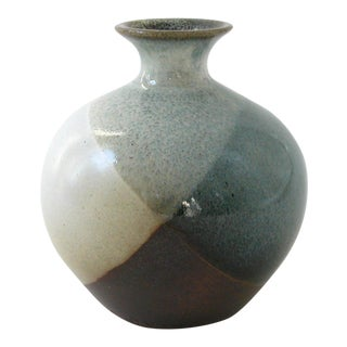 Mid-Century Pottery Craft Vase