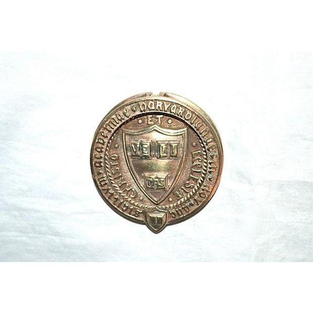 Image of 1915 Harvard University Door Knocker