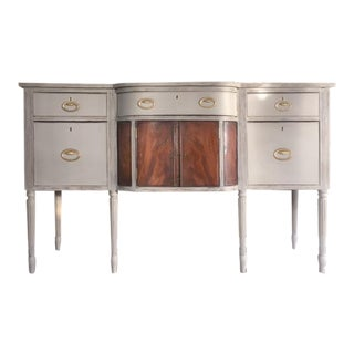 Antique French Linen Buffet