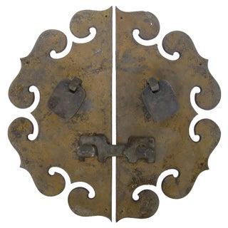 Cut Metal Cabinet Backplate