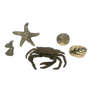 Brass Nautical Collection - Set of 5