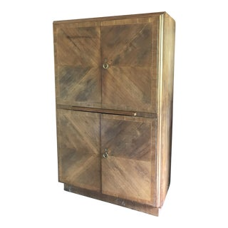 Deco Style Cupboard/ Media Cabinet