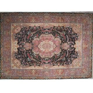 "Sino Persian Tabriz Carpet - 10'2"" X 14'2"""