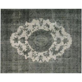 """Vintage Persian Overdyed Rug - 9'8""""x12'3"""""""